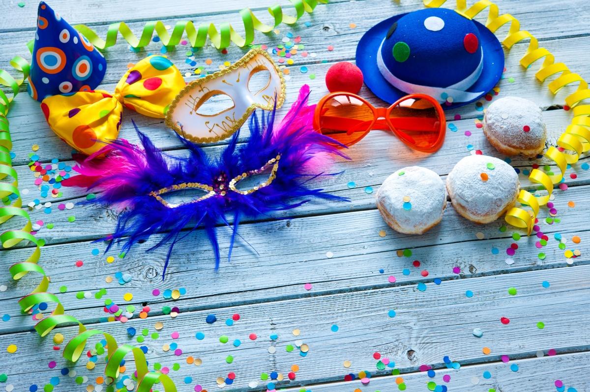 Karnevalszeit = Kostümzeit… auch für Selbstmacher! – der selbstmacher